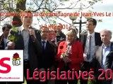 Législatives 2012 - Meurthe-et-Moselle - 6ème circonscription - 12 mai 2012 - Intervention de Mathieu Klein