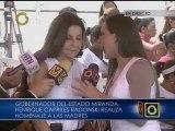 """Madre de Capriles: """"Sigamos luchando para mejorar el país para nuestros hijos"""""""