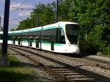 Citadis302 : Sur la ligne T2 du Val de Seine à la station Musée de Sèvres