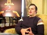 Basic Instinct 2 - Exclusive interview with David Morrissey
