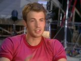 Cellular - Interviews with Kim Basinger & Chris Evans