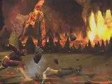 Mortal Kombat vs. DC Universe - Game footage - Fight Demonstration