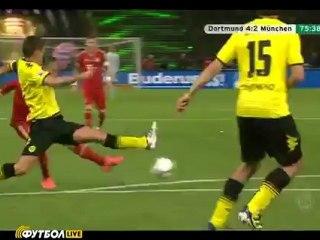 Bayern : le but génial de Ribéry