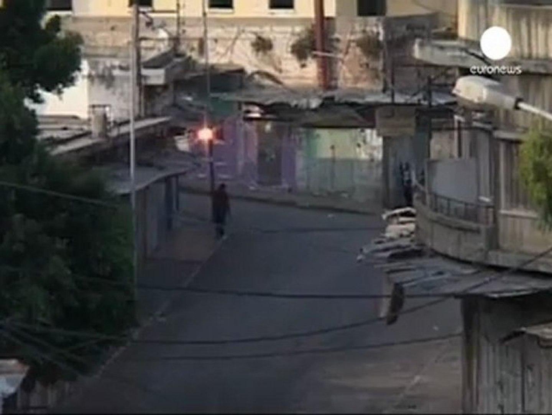 Libano: dos muertos en los enfrentamientos entre suníes...