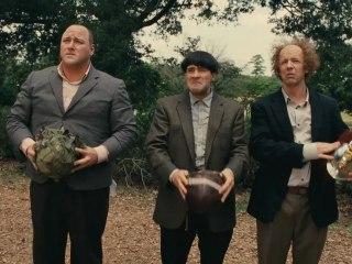 'Los tres chiflados' - Tráiler español