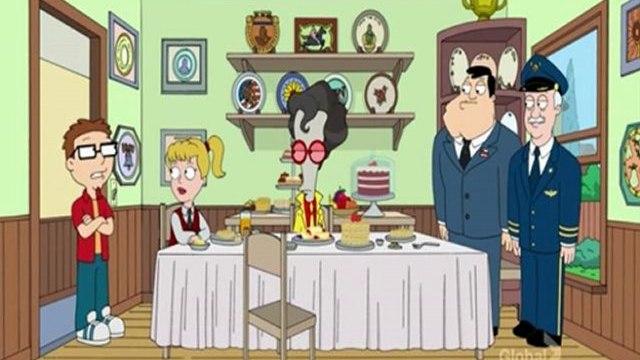 Watch American Dad Season 7 Episode 18 Toy Whorey  Online