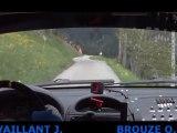 Rallye du beaufortain 2012 ES1 Caméra embarquée hauteluce MV Rallye team