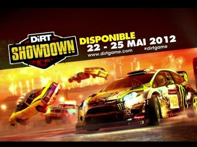 [First Grip] #4 Démo Dirt Showdown, gameplay Xbox 360