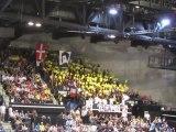 Les supporters du Chambéry Savoie Handball - Chambéry vs St-Raphaël - 9/05/2012