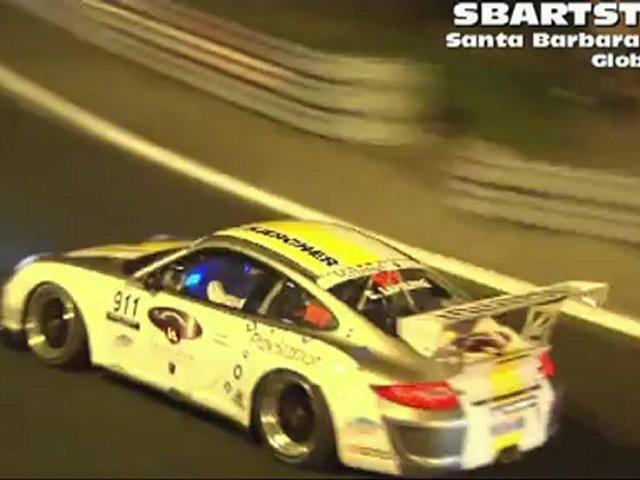 Porsche Race Grand Prix de Pau France Night Racing Autos