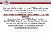 Why Is Social Media So Important for Chiropractors?