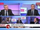 Bruno Le Maire dans En route vers la présidentielle, 14/05/2012