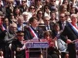 Fêtes Jeanne d'Arc 2012 - discours de Jean Pierre SUEUR