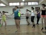 Danse Dance Ateliers Choré 2012 Monique Mufraggi