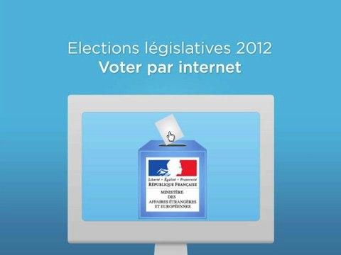 Voter par internet - guide animé