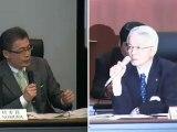 20120514(2/3)国会事故調 第12回委員会 勝俣恒久(東電会長)聴取