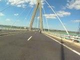 Traversée Pont de normandie