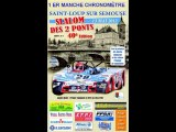 40 EME SLALOM DES DEUX PONTS 1ER MANCHE CHRONO 1ER PARTIE