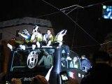 Juventus champion d'Italie! L'arrivée des champions! Turin, 13/05/2012  Part II
