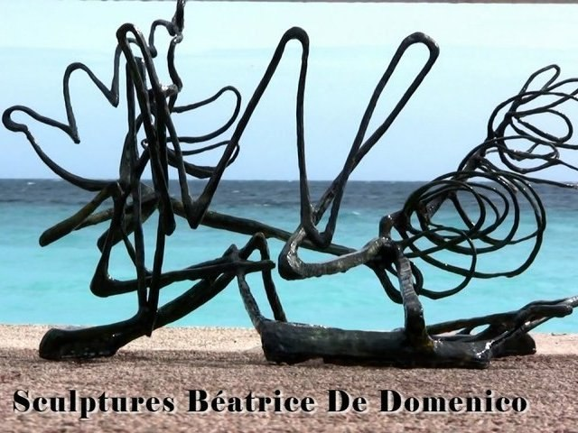 Béatrice De Domenico : SCULPTURES
