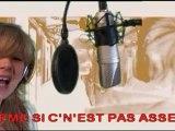 Chanson d'amour Française. Nouveauté 2012.  RESTE. Sur la séparation, la rupture. Chanson Karaoké