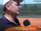 Τουρνουά τένις στο Kapsalas Tennis Club
