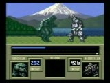 Classic Game Room - SUPER GODZILLA for Super Nintendo