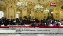 """EVENEMENT,Colloque """"Mémoires croisées"""" - Deuxième table ronde"""