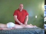 Deep Tissue Massage - Calf Treatment