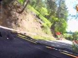 Cámara interior M.Maldonado (Seat Córdoba WRC) - Subida al Fito 2011
