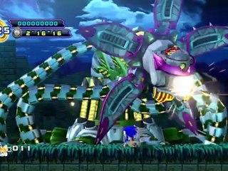 Trailer de lancement de Sonic the Hedgehog 4: Episode 2