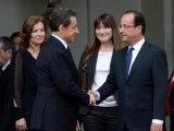 ZAPPING ACTU DU 15/05/2012 - L'investiture de François Hollande
