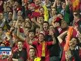 Le départ impromptu de Georges Leekens est fort peu apprécié par l'Union Belge de football. - Sujet par sujet - RTL Vidéos