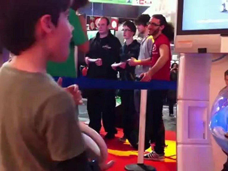 Pouic festival jeux vidéo Paris 102010