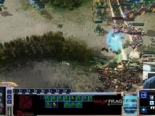 Flash sur StarCraft II, y a encore du boulot !
