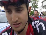 Taylor Phinney at the Giro d'Italia