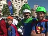 Les randonnées roller de Rennes sur roulettes 2012