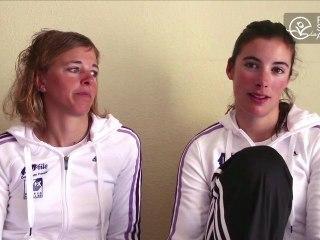 En Route Pour Londres Episode 16 : fin du rêve olympique dans la baie de Hyères pour Emmanuelle et Hélène