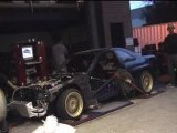 Cars-Skyline R33 1175hp dyno with flames