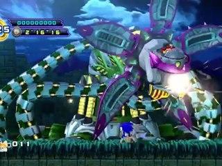 Sonic The Hedgehog 4 : Episode II - Trailer de lancement