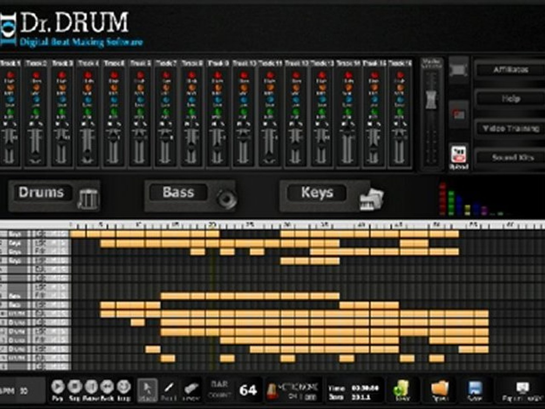 Beat Maker Software Dr. Drum Software