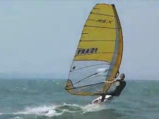 Benjamin LONGY - Champion d'Europe raceboard jeune 2010 - Windsurf