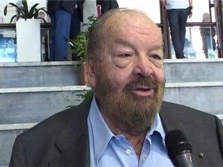 PALLANUOTO, INTERVISTA A CARLO PEDERSOLI BUD SPENCER