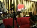 """BOBI TANGA & the Selenites """"My heart is Jumping"""" live  pour """"Ouvert la Nuit"""""""