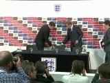 Rio Ferdinand não joga Euro-2012