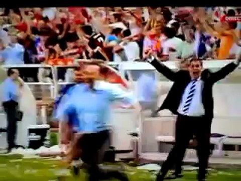Gol de Raul Tamudo al Granada gol para la permanecia