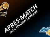 Après-Match - 30ème Journée - Orléans/Poitiers - Yohann Sangaré