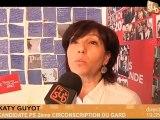 Législatives: Katy GUYOT se lance (Gard)