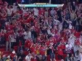 Чемпионат мира 12 14 финала Россия - Норвегия 1-ый период