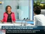 Ségolène Royal invitée de Ruth Elkrief sur BFM TV